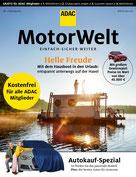 Hausboot mieten Brandenburg - ADAC Motorwelt - Helle Freude