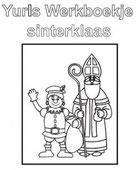 Werkbladen over Sinterklaas voor leerlingen in groep 1/2. Gemaakt door Marije Andringa voor POLS Netwerk.