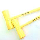 Hammer für Röhrenglocken auf www.paukenschlaegel.com