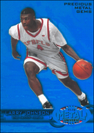 LARRY JOHNSON / 2011/2012 - No. PM-31  (#d 34/50)