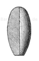 erleichtertes Langblei für das preußische Umänderungsmodell von 1870
