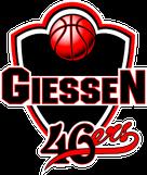 Giessen 46ers Logo Basketball