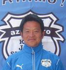 日浦貴之コーチ