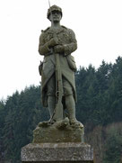 Monument aux morts St Laurent