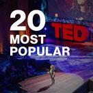 Les 20 conférences Ted les plus populaires