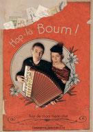 Hop-là Boum ! théâtre et chant