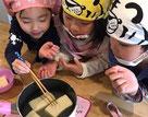 子ども料理教室のこだわり 味の変化を記憶していく