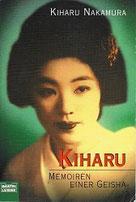Coverscan des Buches: Kiharu. Memoiren einer Geisha