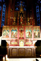Alter/neuer Herz-Jesu-Altar