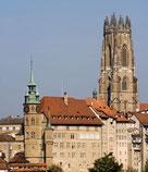 cathédrale St-Nicolas, Fribourg