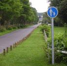 circuit de randonée entre Argoeuves et Dreuil au pied du gite la halte samarienne amiens somme