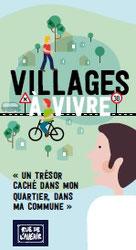 Villages à vivre Rue de l'avenir