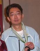 銅賞受賞した中澤会長