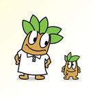 ブナ太郎とチビ太郎