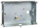 Unterputzgehäuse für Hohlwandmontage UG 801 HW von Telenot; presented by SafeTech