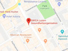 Vorstudienplanung und Kostengrobschätzung für die Swica Regionaldirektion in Luzern