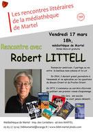 Robert Littell - Médiathèque de Martel