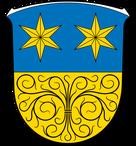 Wappen der Stadt Michelstadt