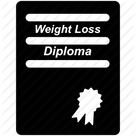 Weight loss Diploma by Virtual Personal Trainer