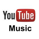Logo extension YouTube Music addon sur kodi