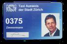 Taxi Ausweis