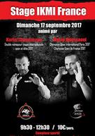 Stage krav maga IKMI France
