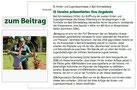 Link Artikelvom Wittenberg Sonntag Magazin