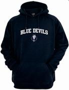 Neu: Blue Devils Hoody