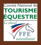 Logo du Centre National de Tourisme Equestre - Centre de Tourisme Equestre Larrun Alde