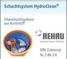 Rehau HydroClean