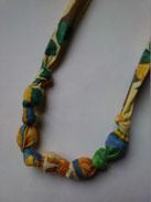 Le collier de billes que m'a offert ma fille