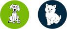 Fassisi ParCo Doppeltest zum Nachweis von Paro- sowie Coronaviren bei Hund und Katzen