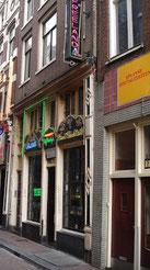 Coffeeshop Weedshop Freeland Amsterdam