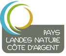 Logo Pays Landes Nature Cote d'argent