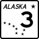 Park Highway No 3, Alaska