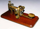 Learning telegraph key