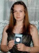 Паклина Юлия, 2001 г.