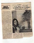 Avril 1974 l'Est Républicain