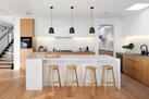 küche küchen massivholz küchenbau wohnen haus innenausbau schreiner tischler fachmann schreinerei jertz mainz kochen