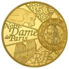 NOTRE-DAME DE PARIS 200 EURO OR