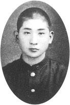 広島中学4年生の丹下