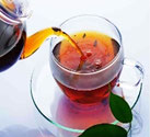 Verschiedene Tee's