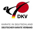 Logo DKV - Deutscher Karate Verband