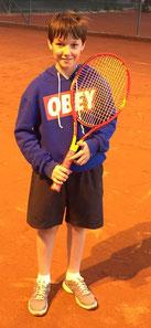 Ganador raqueta Volk - Antonio Sierra