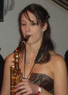 Eva Ploy (sax)