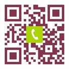 Telefonnummer der Zahnarztpraxis Dr. Petra Pollmeier in Lingen: Einfach scannen und anrufen!