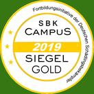 Bild: SBK CAMPUS SIEGEL GOLD 2019