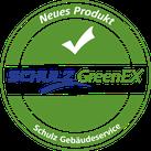 GreenEx ist ein neues Produkt von Schulz Gebäudeserivice
