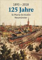 Rötz Fricke Buch: 125 Jahre St. Maria-St. Vicelin Neumünster