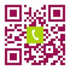 Telefonnummer Zahnarztpraxis Dr. Tom Sauermann in Reutlingen: Einfach scannen und anrufen!